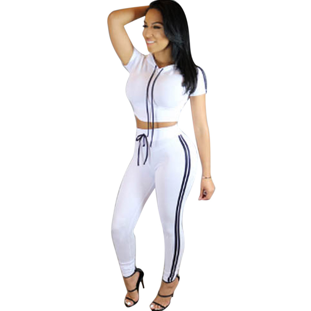 Free Shipping Fashion Women Sexy Casual Clothes Set