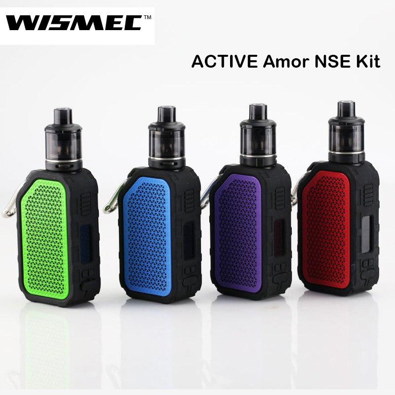 Kit Original de musique Active Bluetooth Wismec avec batterie de 2100 mAh réservoir de Cigarette électronique 3 ML Kit de vaporisateur de Cigarette électronique