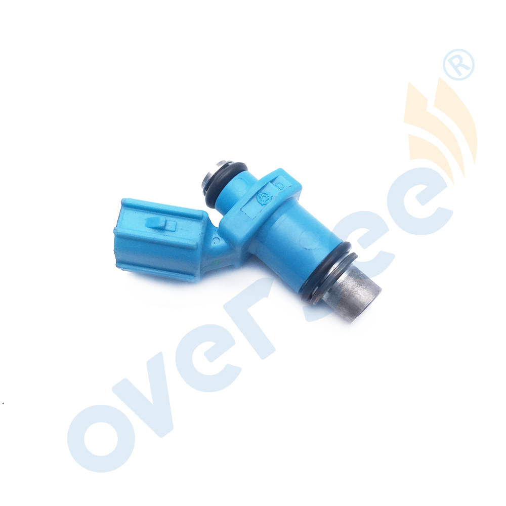 OVERSEE Fuel Injector For Yamaha 40-50-60 HP 4 Stroke 50-60 HP 2 Stroke 6C5-13761-00 0