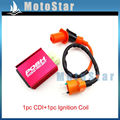Performance Racing Ignition Coil 5 Pins Wires Posh CDI Box For Chinese Pit Dirt Bike ATV Quad Moped Scooter Motorcycle