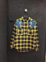 Wz101228ba качество 2018 хорошее качество Для мужчин фантастические бренд сезон: весна–лето стиль рубашка новая Дизайн Для мужчин рубашки футбол