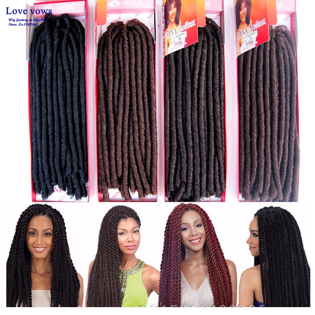 """Fashion African Black Women's Hairstyle 28"""" 15Strands/Pack ..."""