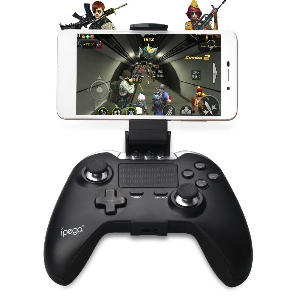 IPega PG-9069 PG 9069 manette de jeu sans fil Bluetooth manette de contrôle pour Smartphone iOS Android tablette PC