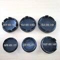 20 unids 55mm 56mm 63mm 65mm 70mm 76mm Cubierta De Rueda de Coche Hub Caps Emblema De la insignia de VW
