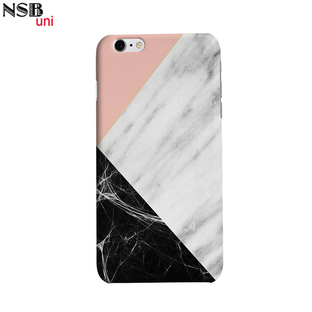 Brand NSBuni 3D Sublimation Unique Protective Cases for iPhone6 Plus 6S  Plus with Cute Half a9f292dad0