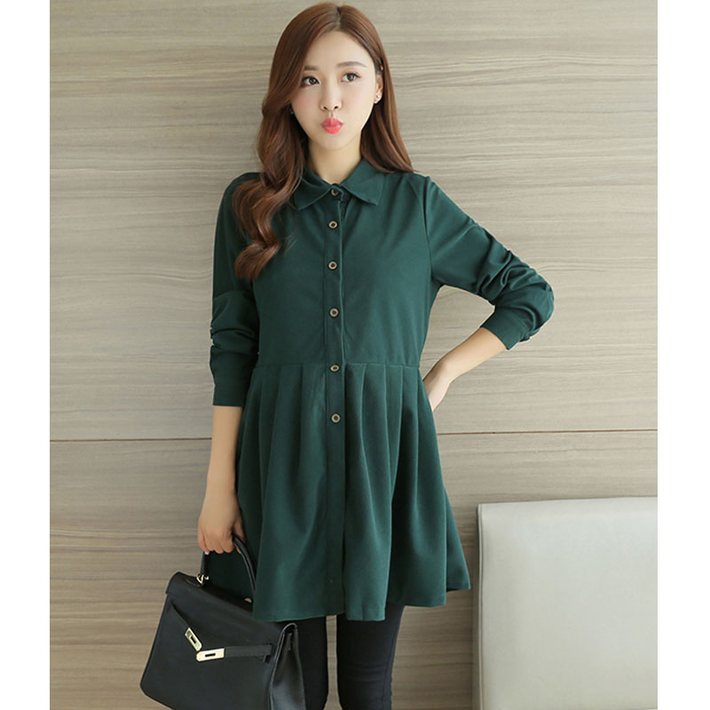 Winter Loose Maternity Dress Clothes Winter Dress for ...