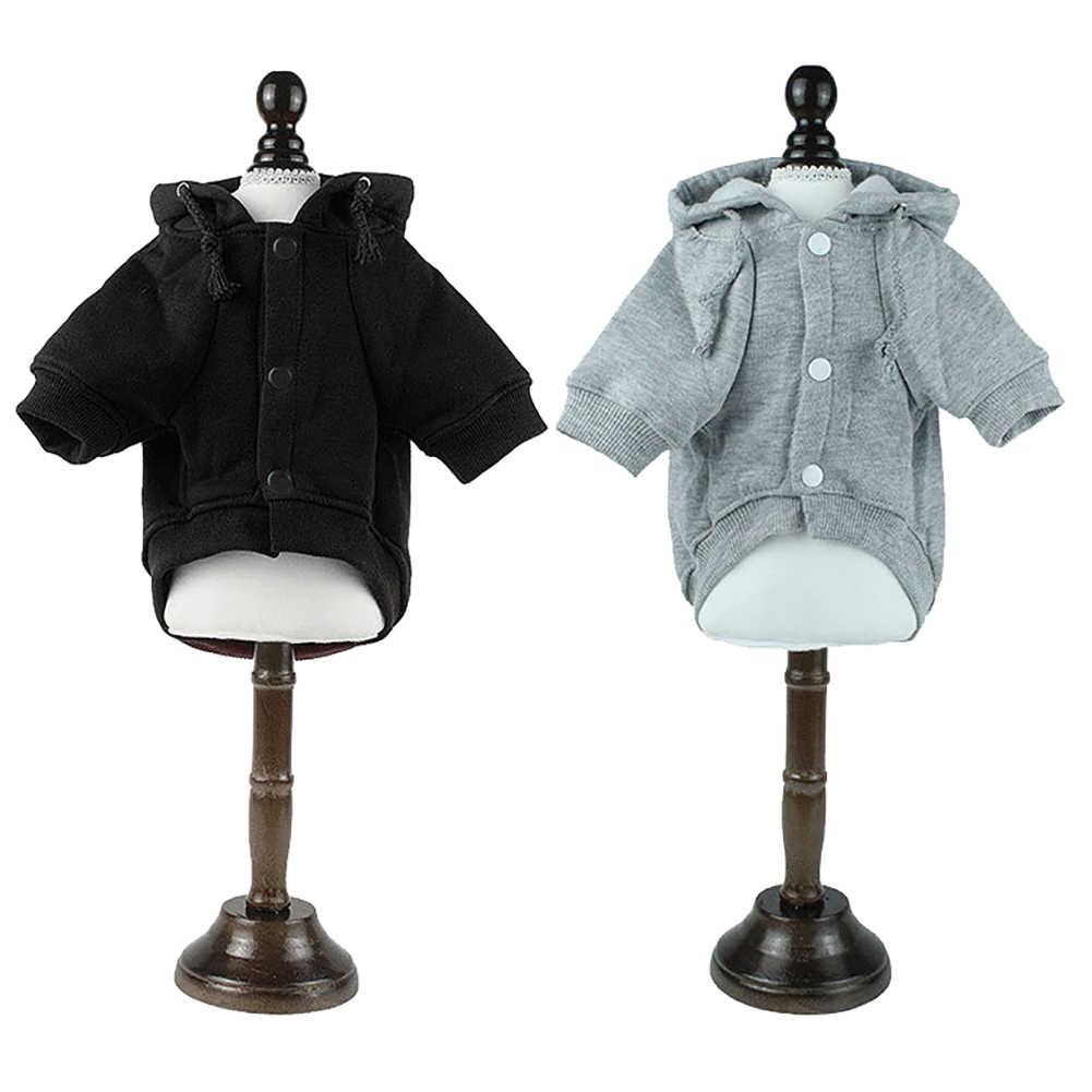 Comfortale 冬暖かいカジュアル子犬犬パーカージャケットセーターペット服アパレル衣装ホット