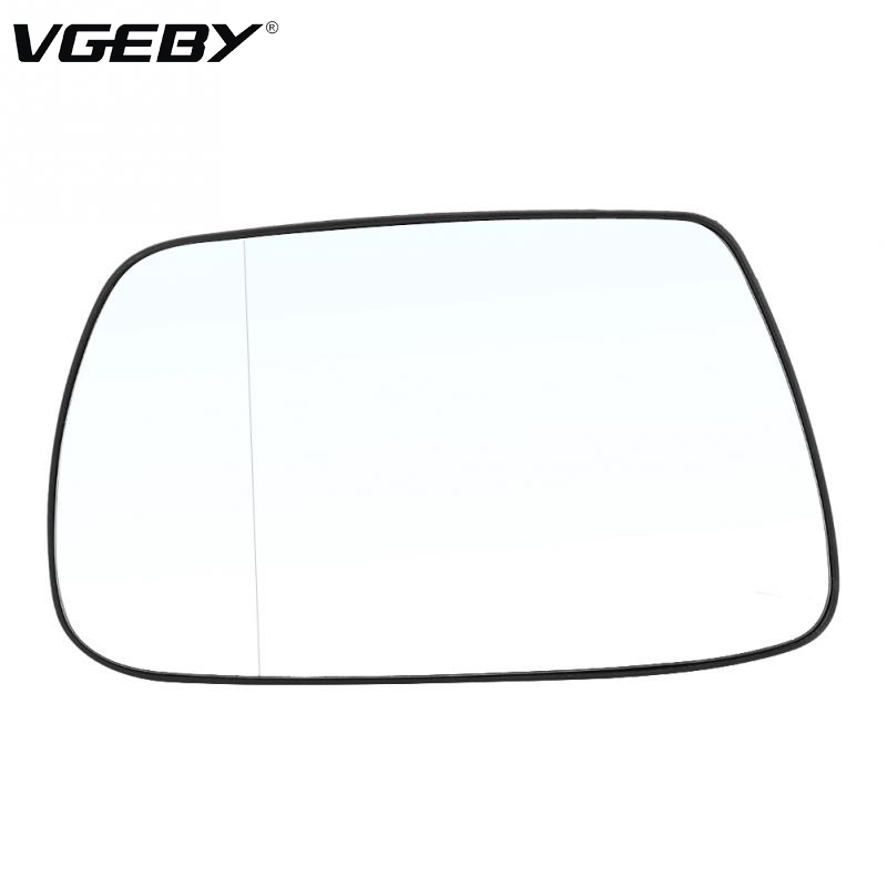 1pcs Car Left Door Side Wing Mirror Glass with Heated