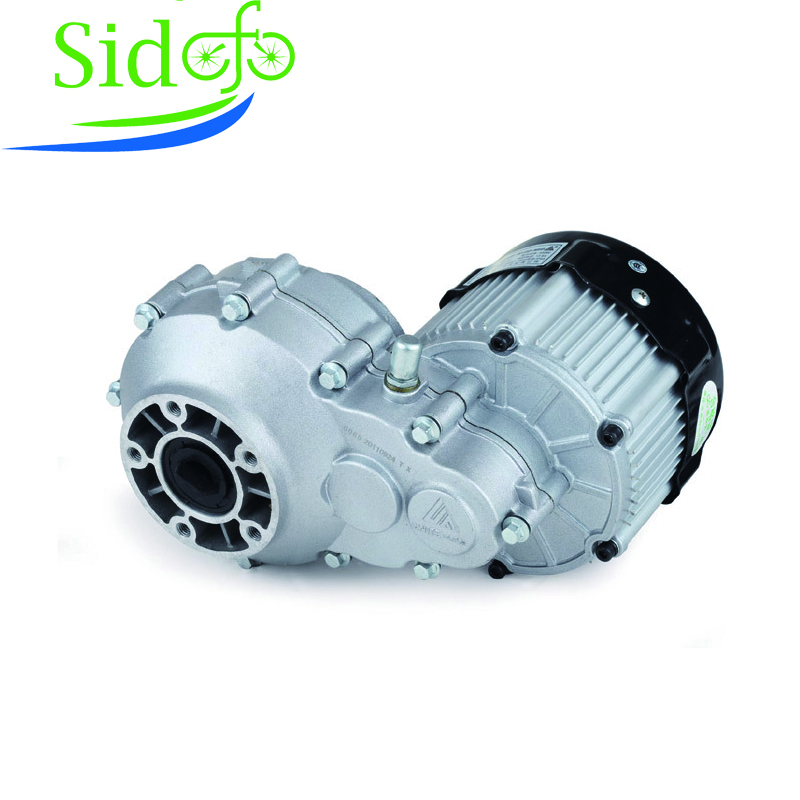 BM1424HQF 2200W <font><b>1500W</b></font> 72V <font><b>60V</b></font> DC Brushless Differential <font><b>Motor</b></font> Electric Tricycle Rear Axle <font><b>Motor</b></font> E Bike electric <font><b>motor</b></font> image