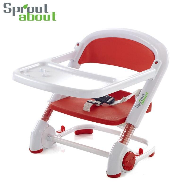 Inklapbare Eetstoel Baby.Chbaby Dining Booster Seat Veiligheid Belt Kinderstoel Baby Kind