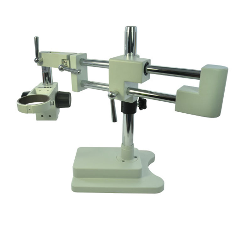 Double Arm Boom Stand for Binocular/ Trinocular Stereo Zoom Microscope PCB Industry Lab Microscope цена