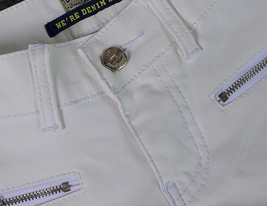 zíper baixa Preço calças 14