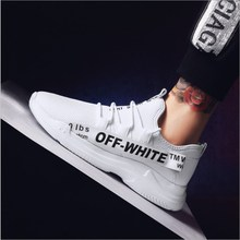 Mens Summer Mesh Breathable Casual Shoes
