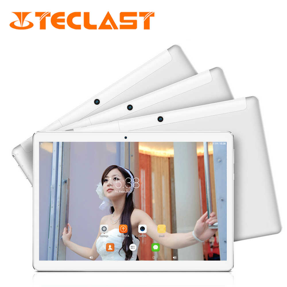 Original 10.1 inch Teclast 98 Update Octa Core 4G Phone Call Tablet  Android 6 2GB+32GB Dual Cameras WiFi GPS  tablet PC