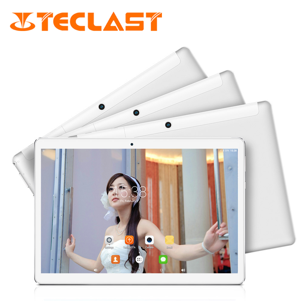 Original 10.1 inch Teclast 98 Update Octa Core 4G Phone Call Tablet Android 6 2GB+32GB Dual Cameras WiFi GPS tablet PC free shipping 11 6 inch touch screen tablet pc 2gb 128gb phone call with windows 8 tablet pc dual core dual camera tablet