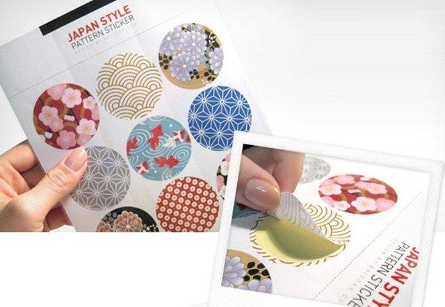 1pack/lot NEW Japan style flower pattern sticker note sticker   Decoration label  Multifunction Super gift