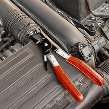 Herramienta de extracción de manguera de tubo de agua para coche, de alta calidad, tipo de anillo de banda plana, alicates de abrazadera de manguera