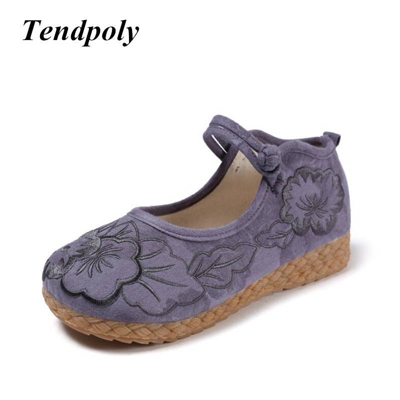 New Chinese ethnic style retro women's singles shoes summer exquisite fashion embroidery wild cloth shoes hot casual flat shoes smyxhx 10046 fashion casual chinese style hibiscus flowers embroidery soft flat shoes women s old peking national cloth shoes
