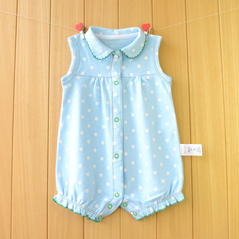 Baby Girl Clothes Summer Baby Rompers Cute Newborn Baby Clothes Roupas Bebe Infant Jumpsuit Kids Clothes Baby Girl Clothing  2017 summer baby rompers tuxedo shortall jumpsuit bebe clothing two piece set vest bowtie baby braces rompers kid clothes