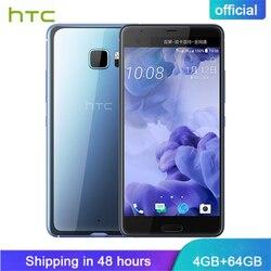Original Official HTC U Ultra 4GB RAM 64GB ROM Dual Display Smart Phone Snapdragon 821 Quad Core 5.7