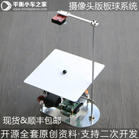 [Camera Edition] Cricket System Visual Positioning Recognition Rolling Ball System