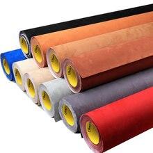 Carbins самоклеющиеся ткани для салона автомобиля стиль Цвет Изменение кровельное покрытие хорошее стрейч