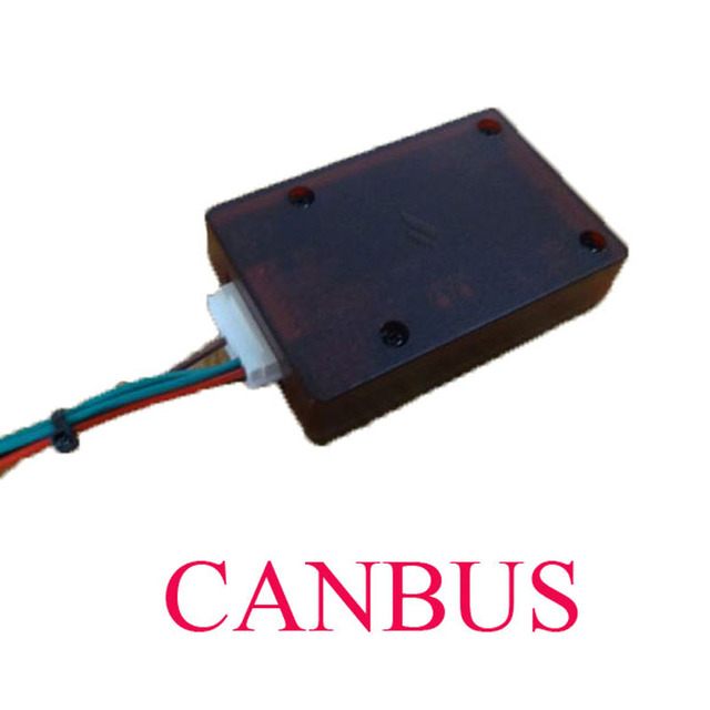 CanBus extra Fee Suit All The Car DVD Player