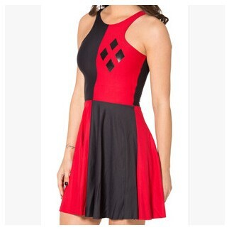 Harley Quinn love dress