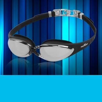 acd7513d5 Venta caliente impermeable Anti niebla Uv adultos lentes de colores  profesionales buceo Gafas de natación