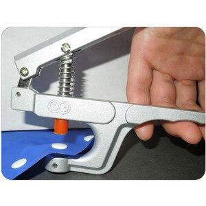 Image 3 - 1 ピース Kam ブランドプラスチックスナップボタン除去プライヤーツールキットに削除 T5 サイズ 20 からスナップ生地高速 DK 003