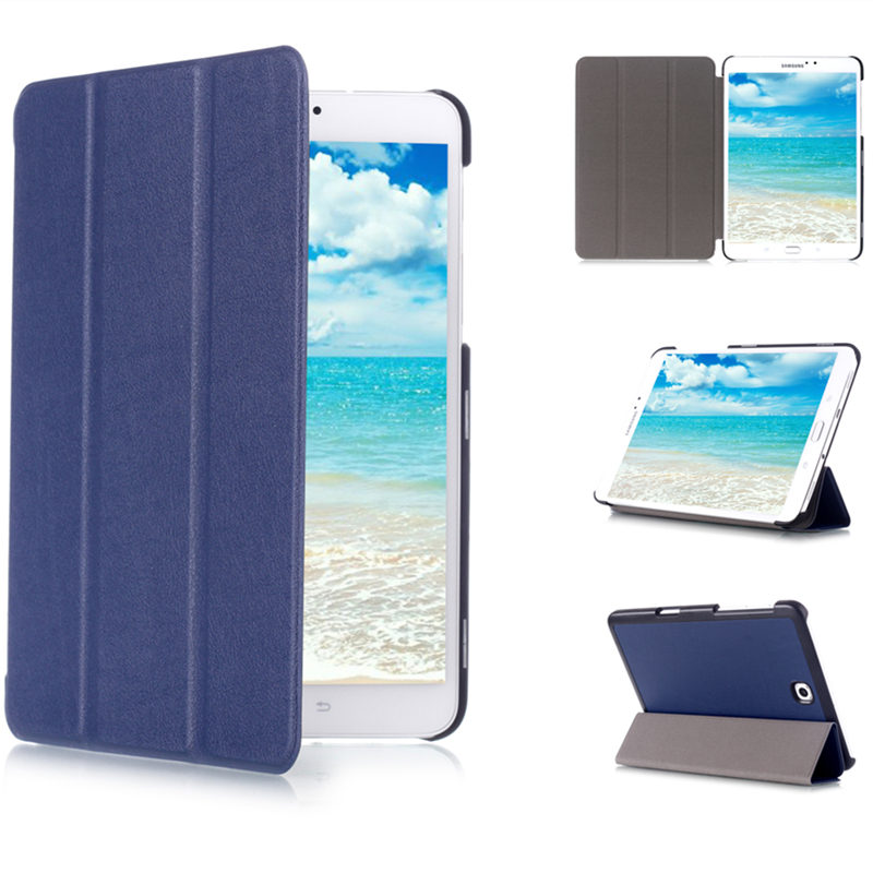 Case Cover For Galaxy Tab S2 8.0 T710 T715 T713 SM- T719C T715C Tablet Covers Leather For Samsung TabS2 8 Protector Protective folio premium stand case for samsung galaxy tab s2 8 0 t710 t715 slim smart cover for samsung tab s2 8 0 inch sm t710 sm t715