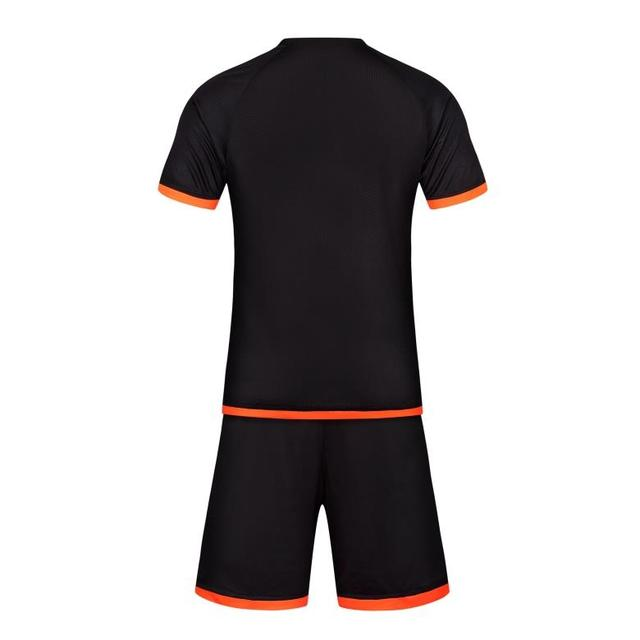 Survetement football custom children uniforms men boys football jerseys set blank soccer team training suits breathable uniforms