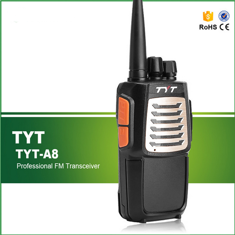 Brand New TYT-A8 UHF 400-520MHz Walkie Talkie A8 Two Way Radio Free Shipping