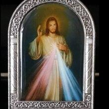 89*65 мм христианские принадлежности арки икона Иисуса экран католические украшения для дома Рождественские подарки Холст Живопись Искусство