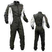2018 New arrival car racing suit moto Motorcycle Kart Overall men and women go kart drift racing Karting Suit practice service