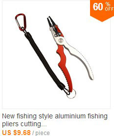 New Folding Conjunto De Pesca Alicates De
