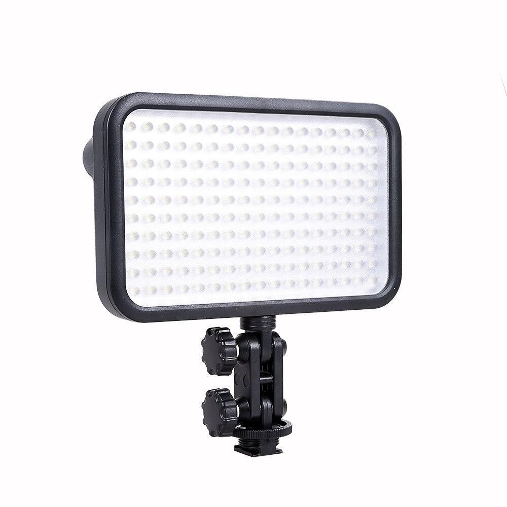 Godox 170 LED Video Lamp Light + Filter for DSLR Digital Camera Camcorder DV Wedding godox professional led video light