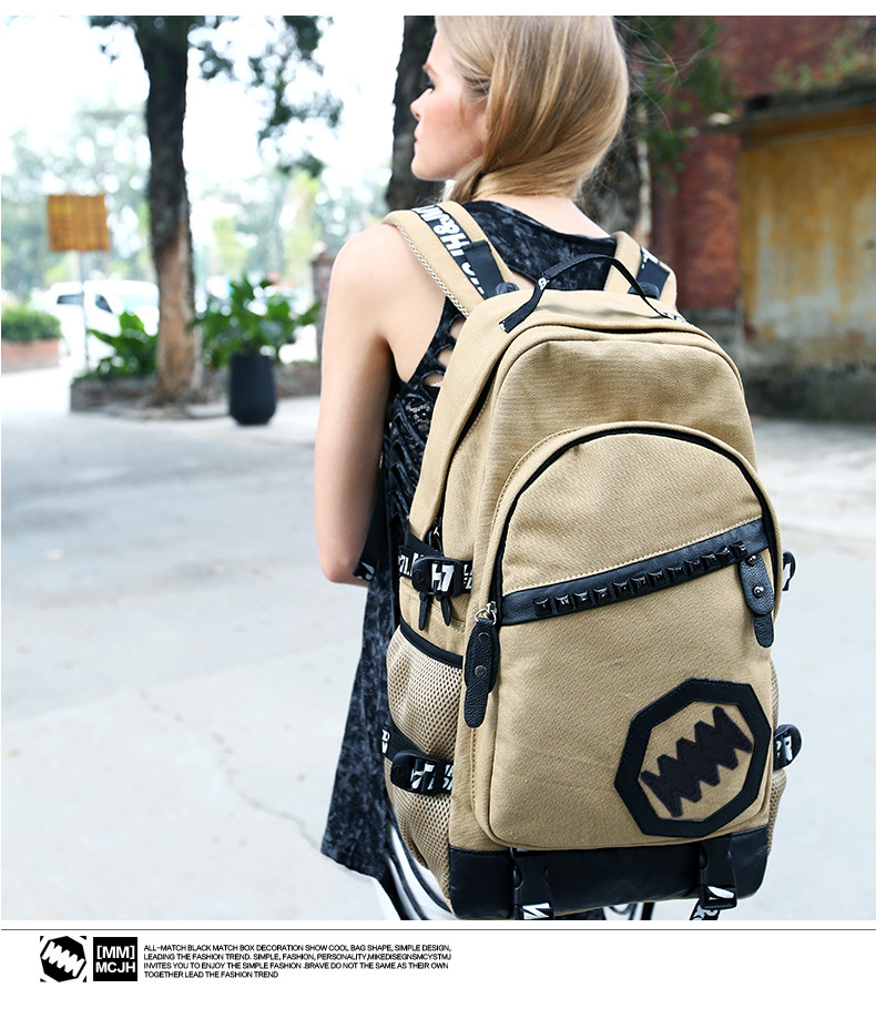 High Quality Backpack Women 2017 Oxford Embossed Fashion Black Brand Back Pack School Bag For Teenagers Girls Bagpack freeship