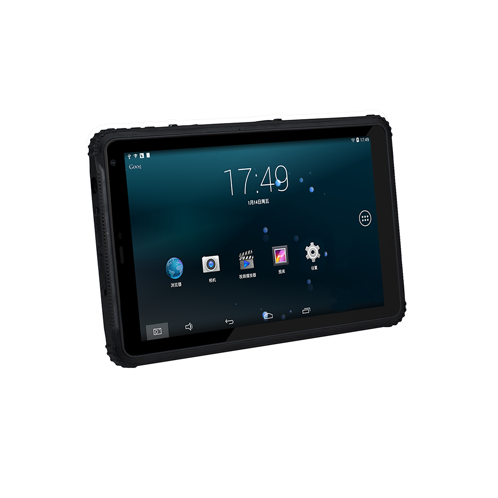 MT8783 8core Rugged Data Terminal 8 Inch Android Tablet 2GB RAM 16GB ROM QR Scanner Mobile
