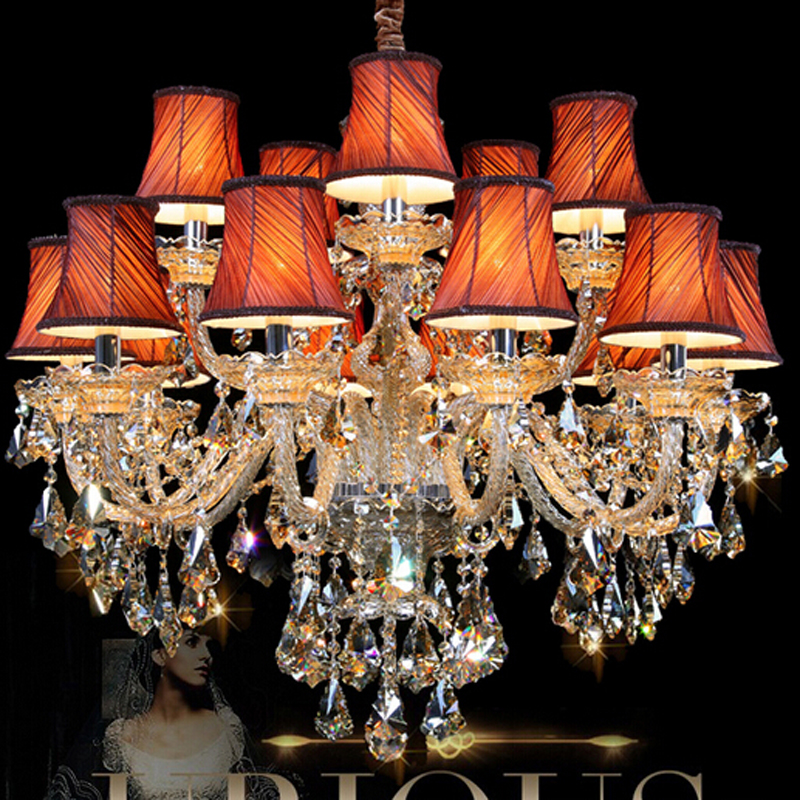 Living room crystal chandelier restaurant LED candle crystal chandeliers lights amber crystal chandelier vintage chandelier lamp mainpoint 1 4 1 2 3 8 e socket sockets set cr v torx star bit combination drive socket nuts set for auto car repair hand tool