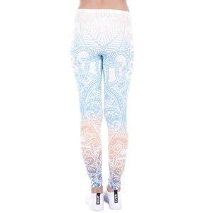 Image 3 - Legging leggings leggings legging legging leggins calças de fitness de alta elasticidade para mulheres