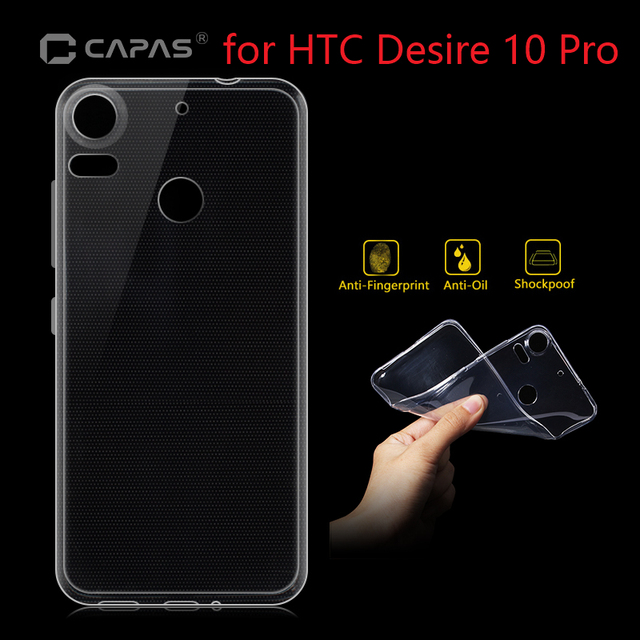 newest collection 1b220 cbee0 US $1.75 |For HTC Desire 10 Pro/ 10 EVO Case Cover Original CAPAS  Transparent Soft TPU Silicone Phone Case for HTC 10 EVO Back Cover-in  Fitted Cases ...