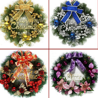 2017 Hot Christmas Decoration Supplies Christmas High Quality Garland Ornaments Garland Xmas New Year Decoration