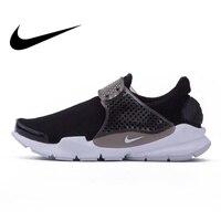 Оригинальная продукция Nike WNS SOCK Dart BR кроссовки дышащие кроссовки из сетки для Новинки для женщин амортизацию удобную обувь для ходьбы 896446