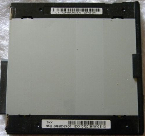 Slim Floppy Diskette Drive For L585 267132-001 Original  Well Tested Working One Year Warranty universal cleaning cartridges tape drive for lto5 lto4 lto6 lto 35l2086 original well tested working one year warranty