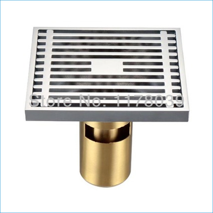 Floor Drainer Strainer Stainless Steel Floor Drain