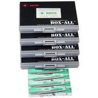 AideTek 1206 Чип Резистор Наборы E96 серии 1% соответствует 491 В x 100 шт. распределенных 4 коробка все пластиковые часть коробки этикетки R12E96100