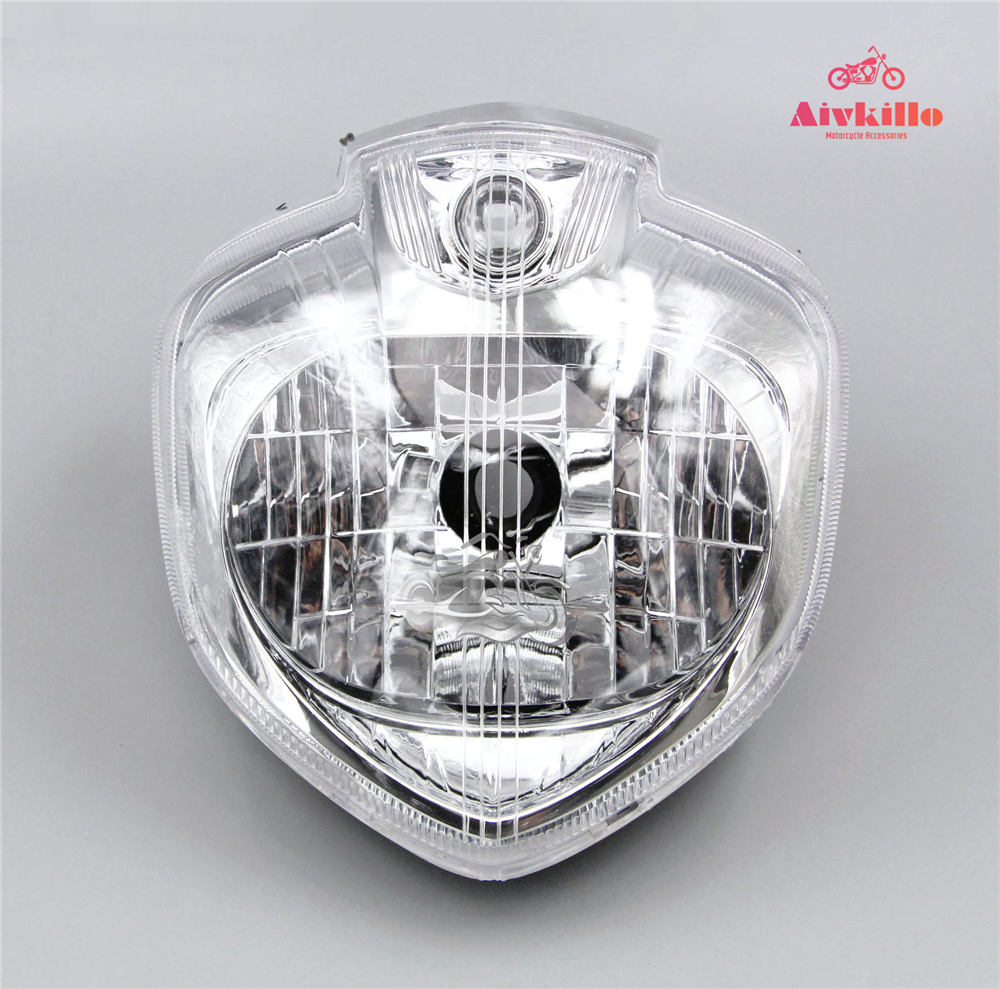 Headlight Assembly Headlamp Light For Yamaha FZ6 2004-2010 05 06 07 08 09 FZ6S FZ6N/600 Fazer Motorcycle motorcycle aluminum cooler radiator for yamaha fz6 fz6n fz6 n fz6s 2006 2007 2008 2009 2010