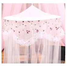 Summer Court domes embroidered bed nets free shipping