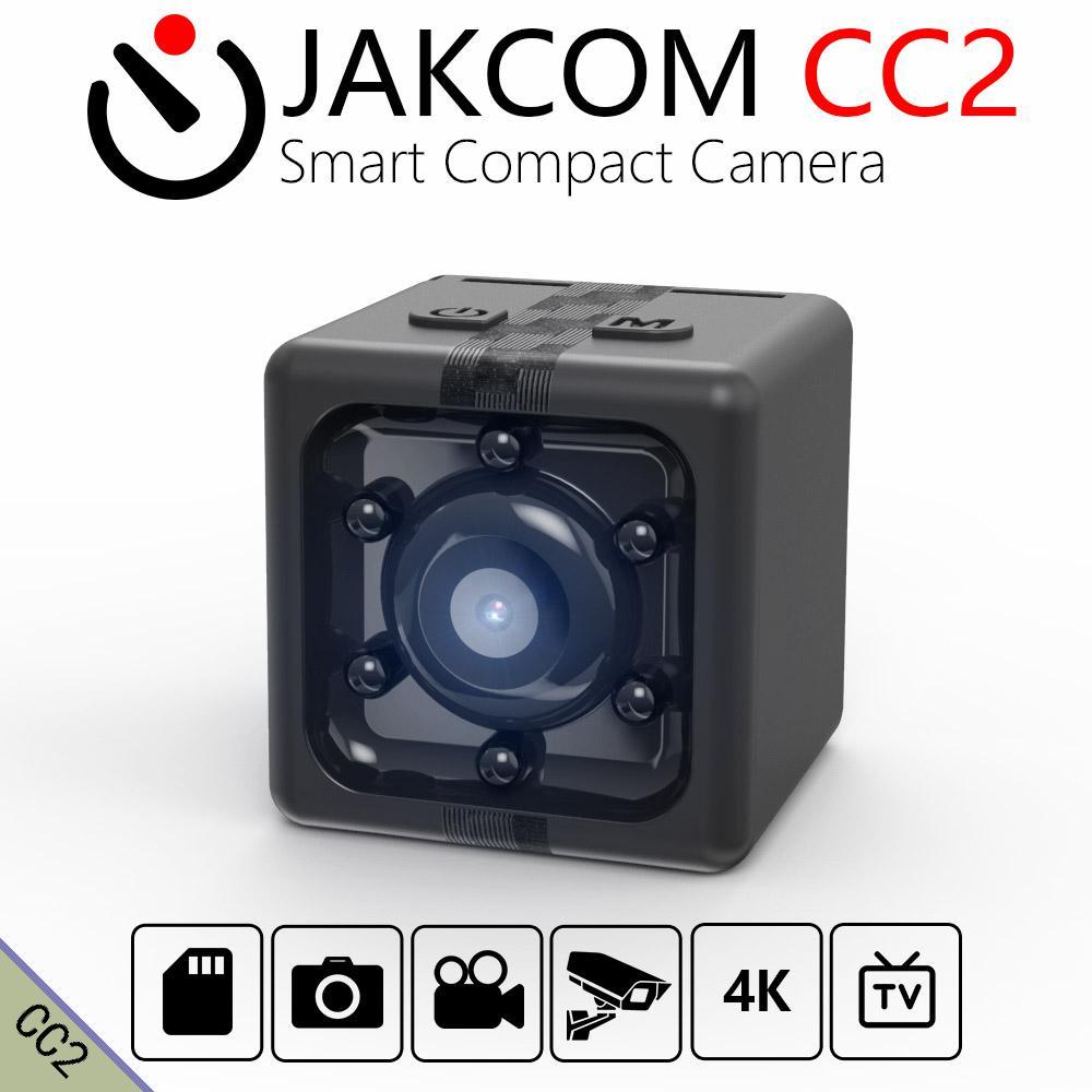JAKCOM CC2 Smart Compact Camera Hot sale in Mini Camcorders as camera de re para carro fastrack watch camaras espia secretas